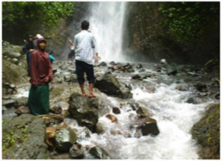 Wisata Alam Desa Gelangsar
