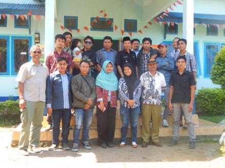 Study Banding bersama Jaringan Masyarakat Sipil Lombok (JMS) Ke Desa Karang Bajo Kab. Lombok Utara