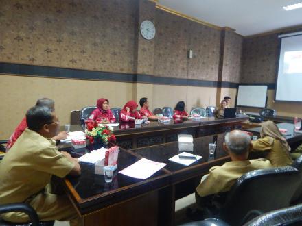 Sosialisasi SID Kepada Pemerintah Kabupaten Semarang