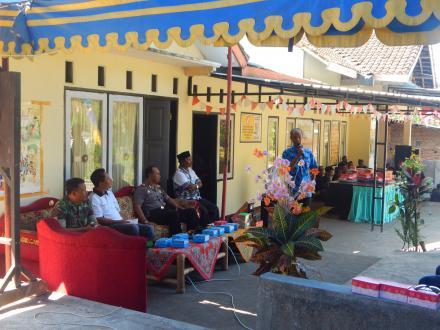 Kunjungan Pemerintah Desa Se-Kecamatan Tenggarong Seberang Kalimantan Timur Ke Desa Gelangsar