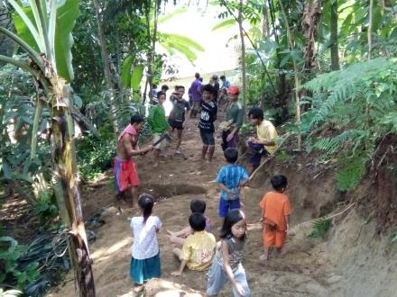 Gotongroyong Masyarakat Dusun Songoran