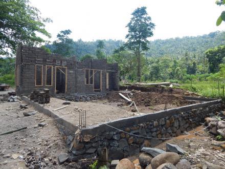 Pembangunan Gedung Keserasian Sosial