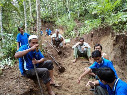 Kampung Siaga Bencana (KSB) Desa Gelangsar