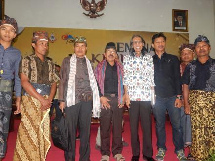 Seminar Adat Sasak Bersama Bank Indonesia ( BI )