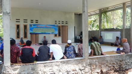 Pembentukan Tim KB Desa Gelangsar