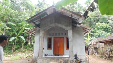 Pembangunan Rumah Tidak Layak Huni