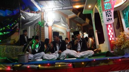 Kegiatan PHBI Masjid Mardlaturrahman dalam Rangka menyambut Maulid Nabi Muhammad SAW