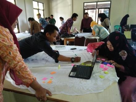 Diskusi Perencanaan Kerja Tim KB Desa Tahun 2017