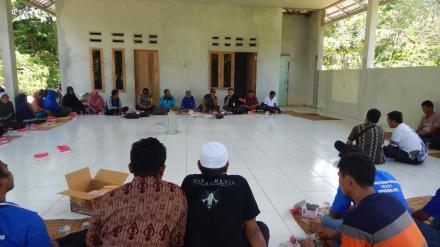 Pelatihan Tim Kampung Siaga Bencana (KSB)