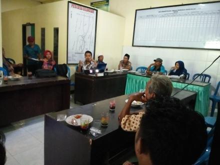 Rapat Pembentukan KSM IPAL Komunal