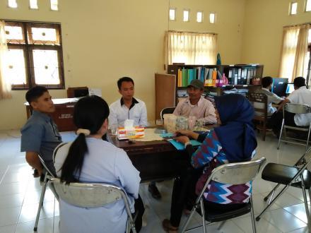 Diskusi Mengenai BUMDES bersama Stap Kementrian Desa