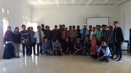 Study Lapangan Aparatur Pemerintahan Desa Gelangsar ke Desa Karang Bajo