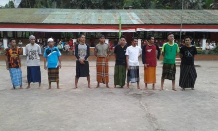 Tradisi Menyambut 17 Agustus di Desa Gelangsar