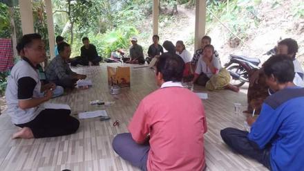 Musyawarah Dusun Untuk Program Tahun 2018