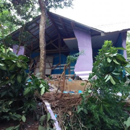 Gempa 7,0 SR mengguncang Pulau Lombok