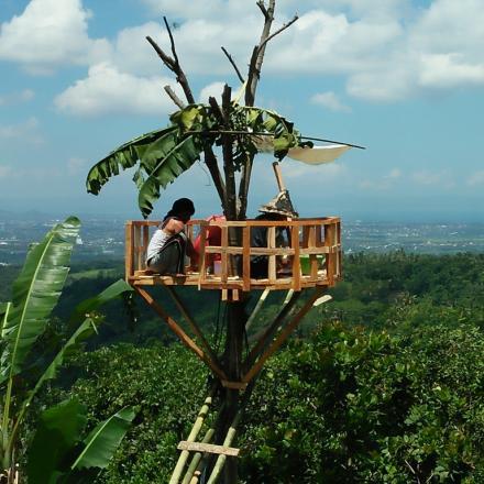 Pembangunan Objek Wisata Bukit Bintang Tiga Rasa