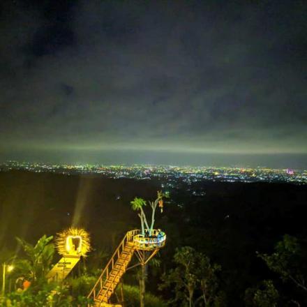 """Asal Muasal Nama Wisata """"Bukit Bintang Tiga Rasa"""" Desa Gelangsar"""