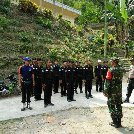 Pelatihan Langlang Gumi Gempeng Desa Gelangsar Tahun 2019