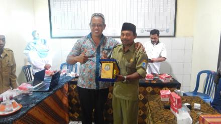Album : Kunjungan Pemerintah Kabupaten Bombana Sulawesi Te