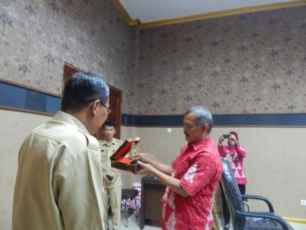 Album : Kunjungan BPMPD Kabupaten Semarang