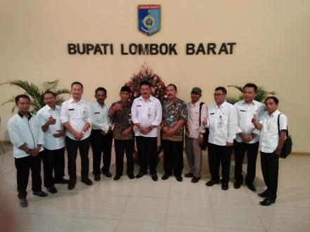 Album : Kunjungan Pemerintah Kabupaten Demak